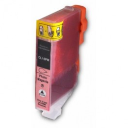 Canon CLI8PM Cartucho tinta Photo Magenta Compatible con Chip PREMIUN