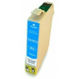 Epson T1812 (18XL) Cartucho de Tinta Cian Compatible