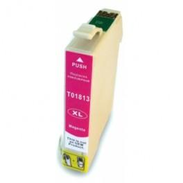 Epson T1813 (18XL) Cartucho de Tinta Magenta Compatible