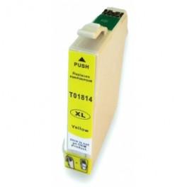 EPSON T1814 (18XL) AMARILLO CARTUCHO DE TINTA COMPATIBLE PREMIUN