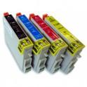 PACK 4 CARTUCHOS COMPATIBLES EPSON T0441/2/3/4 PREMIUN