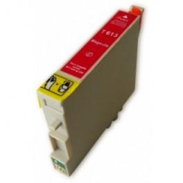 Epson T0613 Cartucho de tinta Magenta compatible PREMIUN