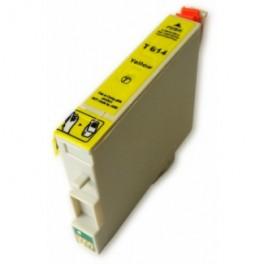 Epson T0614 Cartucho de tinta Amarillo compatible PREMIUN