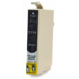 Epson T0711 Cartucho de Tinta Negra Compatible PREMIUN