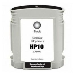 HP 10 Cartucho de tinta Negro Remanufacturado PREMIUN