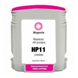 HP 11 Cartucho de tinta Magenta Remanufacturado PREMIUN