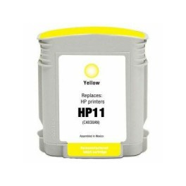 HP 11 Cartucho de tinta Amarillo Remanufacturado PREMIUN