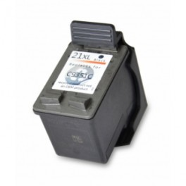 HP 21XL Cartucho de Tinta Negro Remanufacturado PREMIUN