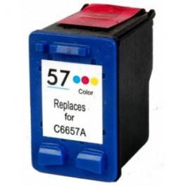 HP 57 COLOR CARTUCHO DE TINTA REMANUFACTURADO PREMIUN