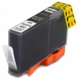 HP 364XL Cartucho de tinta foto negro compatible con chip PREMIUN