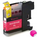 BROTHER LC-125 XL V3 MAGENTA COMPATIBLE PREMIUN