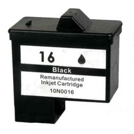 Lexmark 16 / 17 / 010N0016 Cartucho de tinta Negro Compatible PREMIUN