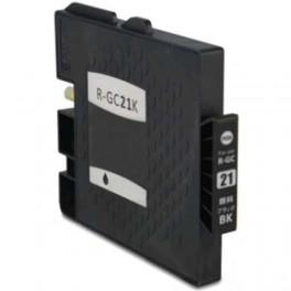 Ricoh GC-21K / GC21 XXL / 405532 Cartucho de tinta Negro compatible