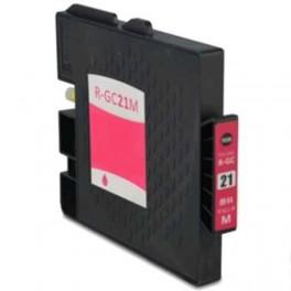 Ricoh GC-21C / GC21 XXL / 405533 Cartucho de tinta Magenta compatible