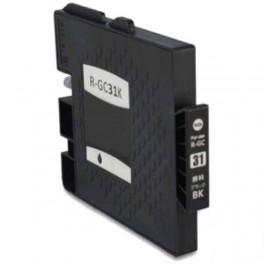Ricoh GC-31K / GC31 XXL / 405701 Cartucho de tinta Negro compatible