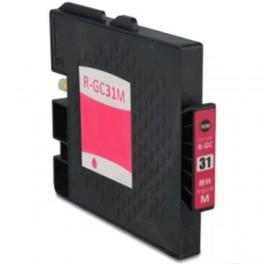 Ricoh GC-31M / GC31 XXL / 405703 Cartucho de tinta Magenta compatible
