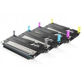 Pack 4 Samsung CLP315 / CLP310 Toner Color compatible PREMIUN