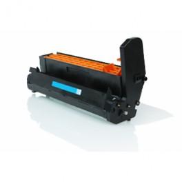 OKI C5600 / C5700 / C5650 / C5750 / C5800 / C5900 / C5500 / C5500 / C5850 / C5950 / MC560 / C610 Tambor cyan Compatible