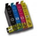 EPSON PACK 4 CARTUCHOS T-1631-T1632-T1633-T-1634