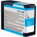 EPSON T5802 CYAN CARTUCHO DE TINTA COMPATIBLE PREMIUN