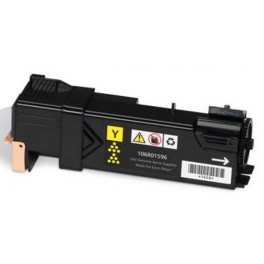 XEROX PHASER 6500 AMARILLO TONER COMPATIBLE PREMIUN
